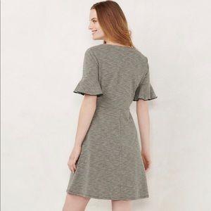 LC Lauren Conrad Dresses - LC Lauren Conrad button Front Dress NWT